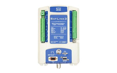 satlink 3 data logger
